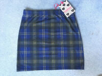 Mini Skirt from Boohoo, New with Tags, size 10