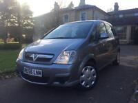 2006 56 Vauxhall Meriva 1.7 CDTI CLUB+FSH+HPI CLEAR+PX+SWAP