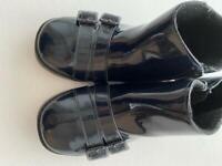 zara baby boots UK infant size 8