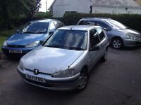 Peugeot 106, Ideal little runabout. Mechanically spot on and runs like a watch.