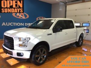 2016 Ford F-150 FX4 CREW CAB! GLASS ROOF! FINANCE NOW!