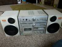 Nec Authentic Series Vintage Hi-Fi
