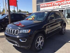 2018 Jeep Grand Cherokee LIMITED 4X4 / TOW GRP / LEATHER