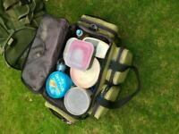 Awesome bait box includes bate boxes etc