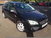 FORD FOCUS 1.4 LX**Long M.O.T**New Clutch**Warranted Mileage**3 Former Keepers** £1495