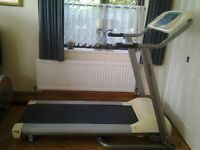 Reebok Edge Treadmill been used for walking only, up to 12 degree incline, good condition