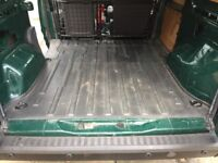 Ford Transit Connect 02-13 SWB Load Area Plastic / Rubber Floor Mat / Protector