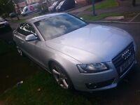 2008 Audi A5 1.8TSFI £5500