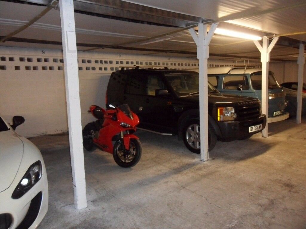 Dry and secure indoor vehicle storage