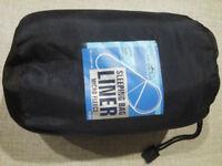 sleeping bag liner, micro fleece, for mummy sleeping bag, Hi Gear