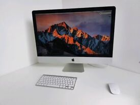 iMac 27inch Mid 2010 - Intel Core i7 2.93 Ghz - 12 GB - EXCELLENT CONDITION PLUS SSD UPGRADE KIT