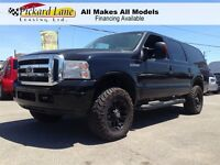 2005 Ford Excursion TURBO DIESIL!! VERY RARE TRUCK!!