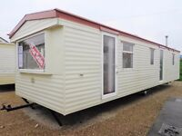 3 Bed * Modern Static Caravan For Sale * OFF-SITE ONLY * 10FT WIDE * 2007 Model * Ideal Self-Build *
