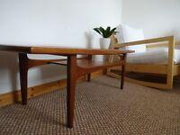 **SOLD** Vintage Retro Mid Century G Plan 'Fresco' Teak Coffee Table