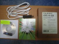 Programming disc and usb lead for Yaesu FT 817 for sale  Romney Marsh, Kent