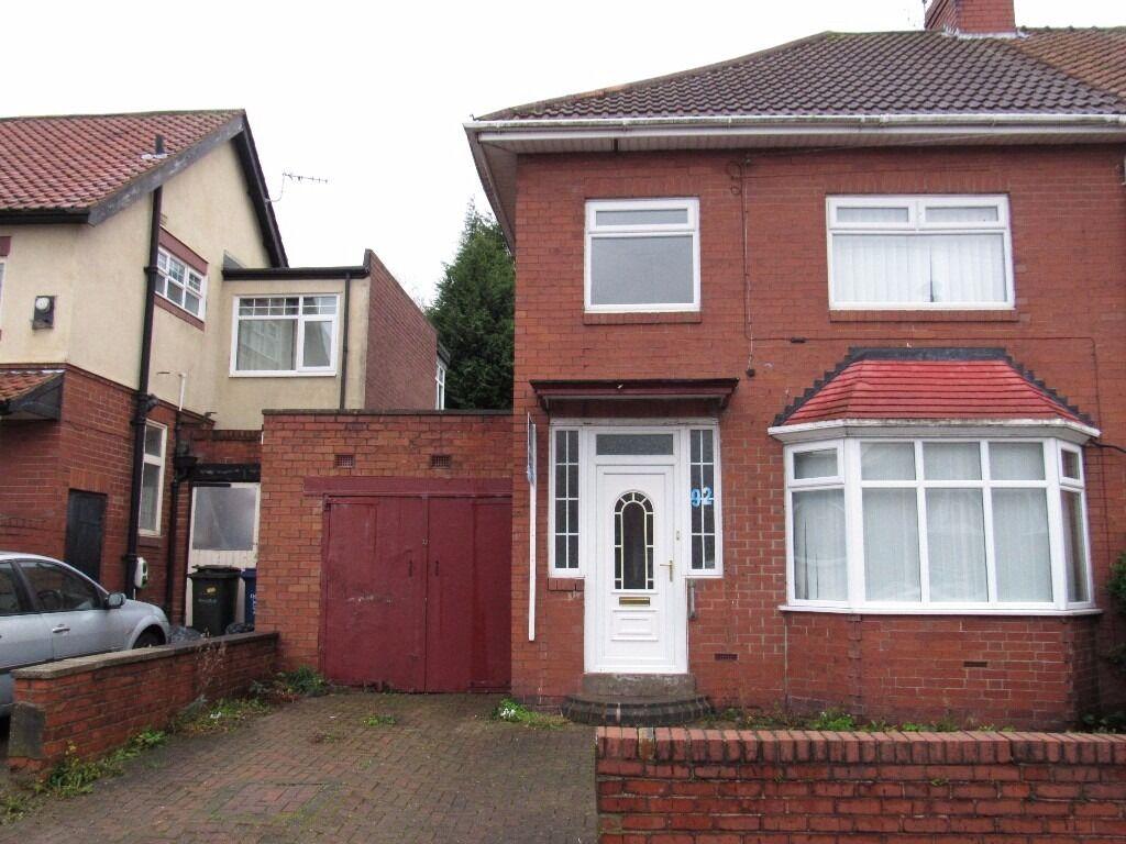3 Bedroom House, Newminster Road, Fenham, NE4 9LJ