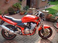 Suzuki Bandit GSF600 Streetfighter