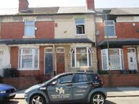 TWO BEDROOM HOUSE TO RENT ** DSS ACCEPTED ** AVAILABLE IN FIRST WEEK OF JULY **ROMA ROAD**