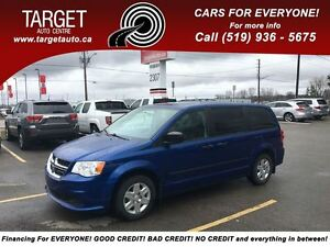 2013 Dodge Grand Caravan SE, Very Low Kms Drives Great and More