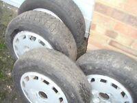 mg metro wheels tyres