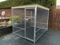 Quality galvanised dog pens. Dog pet run. From £195