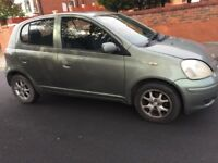 Toyota Yaris 1.litter 5 door