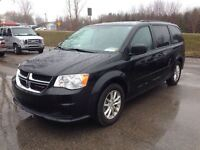 2014 Dodge Grand Caravan SXT DVD! LOADED!