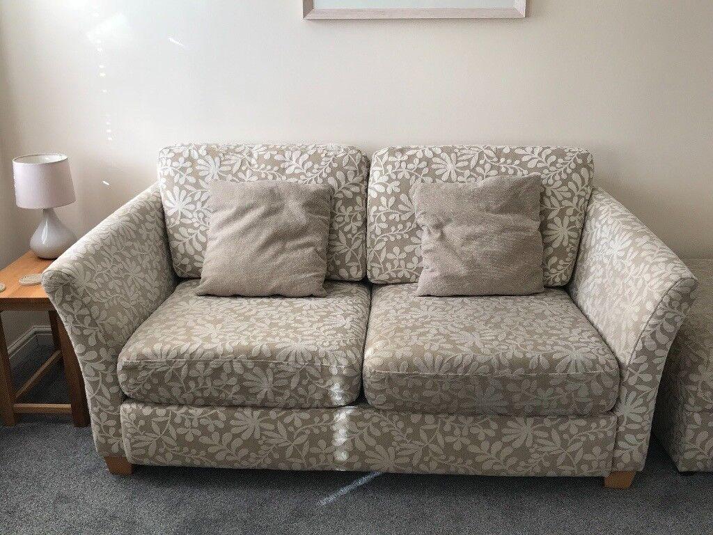 Admirable 2 Large 2 3 Seater Leekes Sofas In Corsham Wiltshire Gumtree Ibusinesslaw Wood Chair Design Ideas Ibusinesslaworg