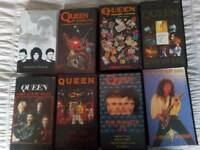 Queen on vhs