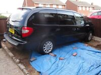 Chrysler Grand Voyager 7 seater
