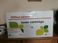 office depot toner cartridge cpmpatible with HP C4182X