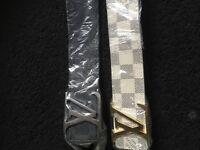 Louis Vuitton Belts! Brand New! MUST GO!