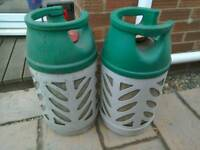 Gaslite cylinders