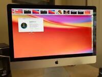 "Superb 27"" Apple iMac 27"" retina - 500gb pure SSD, 24mb ram excellent condition"