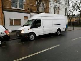 Ford transit xlwb jumbo 2012