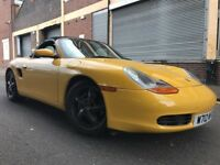 Porsche Boxster 2000 2.7 986 Convertible 2 door GENUINE LOW MILES, HUGE SPEC, BARGAIN