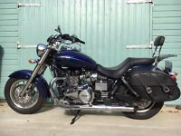 2014 TRIUMPH BONNEVILLE AMERICA 865 Cruiser . IMMACULATE! (May P/X for car)
