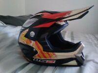 kids /youth mx motocross kit helmet boots body armour