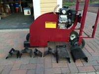 Residential/Commerical Concrete Curb Machine