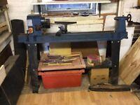 Sealey wood lathe