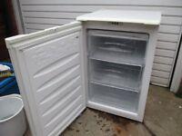 Freezer , 2 yr old Beko 22 inch wide under counter freezer , mint condition