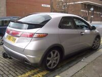 HONDA CIVIC CTDI NEW SHAPE **** 6 SPEED DIESEL SUPER CAR **** 5 DOOR HATCHBACK