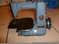 EXTREMELY RARE Singer Chainstitch sewing machine Model 204 W 3