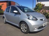 Toyota aygo 1.0 sport low mileage cheap insurance £20 tax