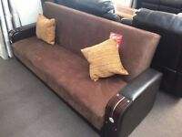 GET--- IT NOW ORDER NOW MASSIVE STORAGE TURKISH SOFA BED BRAND NEW SAME DAY DELIVERY QUICK SERVICE