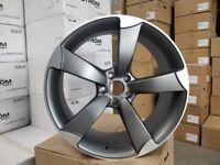 ***MASSIVE DISCOUNT*** 20Inch Audi TTRS Style Wheels – Audi A5 / A7 – 5×112 £480