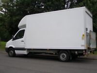 Man with van delivery service van hire removal service cheap unbeatable price