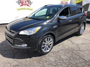 2015 Ford Escape SE, Automatic, Navigation, Leather, 4wd