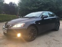 2007 Lexus IS220d (full leather and in good condition)