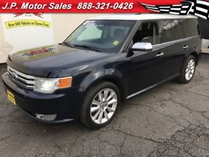 2010 Ford Flex Limited, Automatic, Leather, AWD